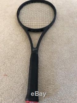 Wilson RF97 Signature Tennis Racket Black Rodger Federer 4 1/2 Grip