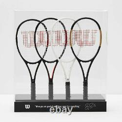 Wilson Roger Federer LIMITED EDITION 2017 RF MINI RACKET COLLECTION WRZ731611