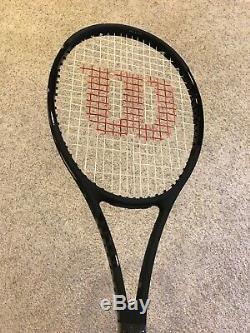 Wilson Roger Federer Pro Staff Counterveil RF97 Tennis Racquet Brand New 4-3/8