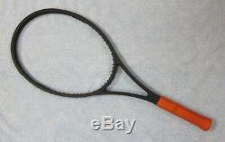 Wilson Roger Federer RF97 Rare pro stock Matte Black Prototype