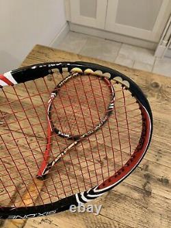 Wilson Six One Tour BLX Tennis Rackets (2010) x2