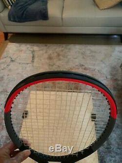 Wilson Tennis Clash 108 4 1/4