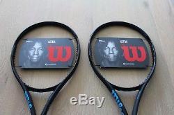 Wilson Ultra 100 Countervail (Noir/Black version) Tennis Rackets grip size 3
