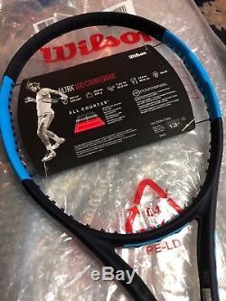 Wilson Ultra 100 Countervail Tennis Racquet 4 1/2 Grip 4