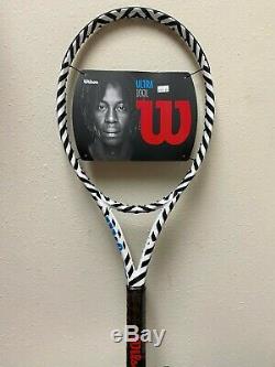 Wilson Ultra 100L Bold Edition Tennis Racquet Grip Size 4 1/8