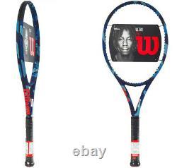 Wilson Ultra 100L CAMO Tennis Racquet Racket Unstrung 100sq 277g G2 WRT74121U2