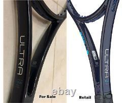 Wilson Ultra Tour (18x20) 4 3/8 tennis Racket pro stock paint job