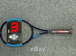 Wilson Ultra Tour Tennis Racquet, 4 3/8, BRAND NEW, STRUNG