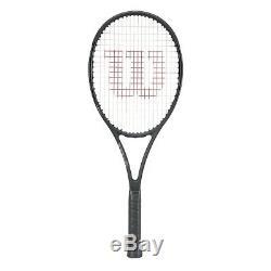 Wilson WRT73171 2016 Pro Staff 97LS Tennis Raquet, 4 0/8