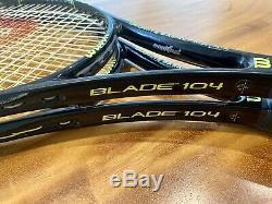 Wilson blade 104 4 1/4
