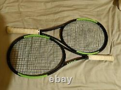 Wilson blade 98 18x20 L3 matched pair