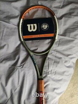 Wilson blade 98 Roland Garros Grip 2 Limited edition Tennis Racket