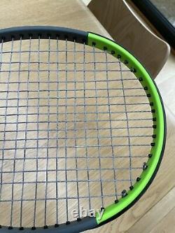 Wilson blade 98 v7 16x19 Grip 3