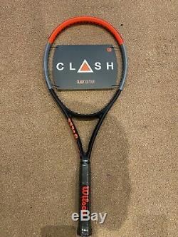 Wilson clash 100 Tour