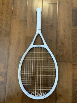Wilson nCODE n1 FORCE SUPER 125 OS 27.75 Grip 4 3/8 (3) Tennis Racquet Great