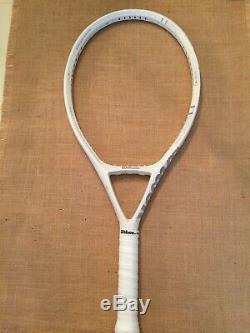 Wilson nCode N1 FORCE 125 Super Oversize TENNIS Racket 4 1/2