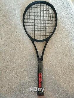 Wilson pro staff 97 rf autograph tennis racket. Grip size 3. BRAND NEW