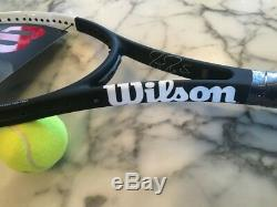 Wilson pro staff RF 97 autograph 2019 Tuxedo tennis racquet, 3/8 grip, free ship