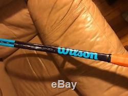 Wilson pro stock h19 tennis racquet