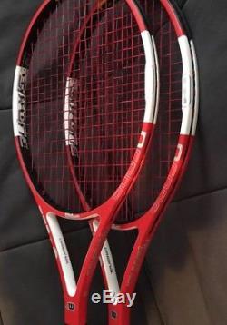 Wilson tennis racquet pro stock pro staff 6.0 95 original Ncode Tour paint