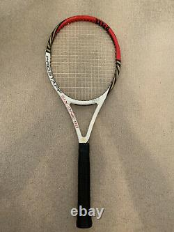 Wislon Pro Staff Six One BLX Signatire Roger Federer Racket Grip 3, 4/38